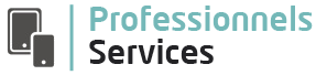 Professionnels services